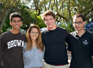 Palmer Trinity School announces four National Merit Scholarship Finalists