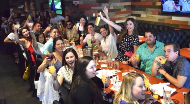 Pub 52 is the local hot spot for Latin Night and Sunday Brunch