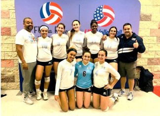305 Volleyball Club awarded berth in Girl's Junior National Championship