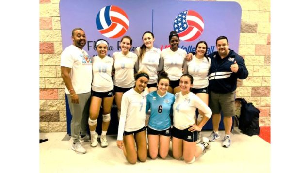 305 Volleyball Club Awarded Berth In Girl S Junior National Championship Miami S Community News