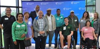 Encompass Health Rehabilitation Hospital of Miami unites for brain injury awareness