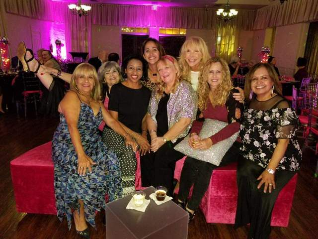 President's Reception with Studio 54 theme honors Arely Ruiz