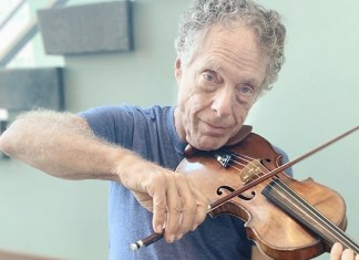 Million dollar J.B. Guadagnini violin donated to Frost School of Music
