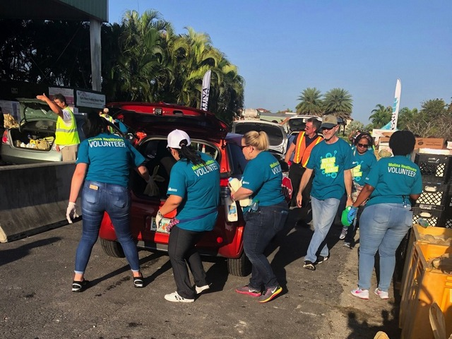Molina Healthcare and Farm Share supply food to 653 households