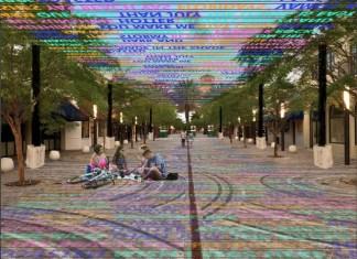 'Sun Stories' art installation coming to Giralda Plaza
