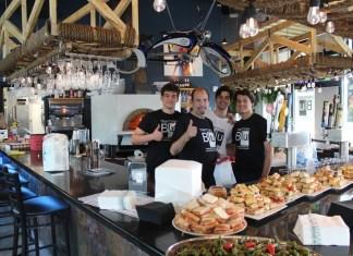 Trattoria Blu restaurant opens in Palmetto Bay