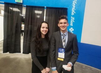 Two Westminster Christian students receive awards at Florida Science and Engineering Fair