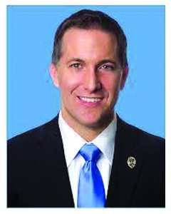 Dave Aronberg, Palm Beach State Attorney, guest speaker at Law Seminar