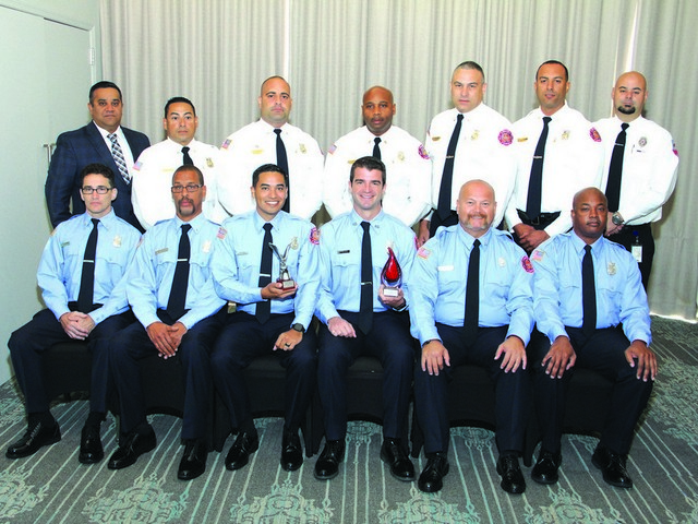"American Medical Response (AMR) hosts ""Salute to Fire Rescue"""