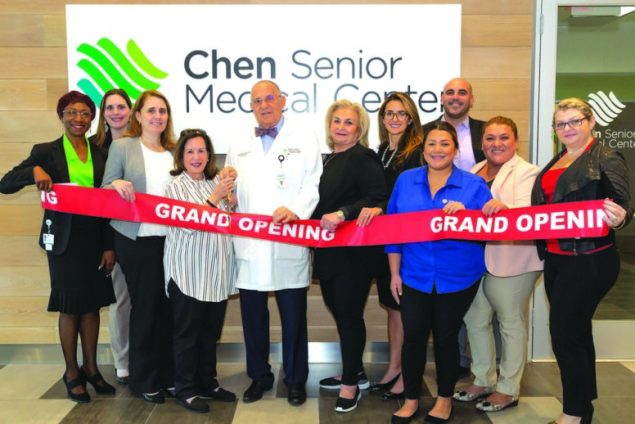 Chen Senior Medical Center comes to Aventura