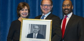 'Mike' Eidson honored with recognition from Emory University School of Law