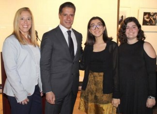 10 students honored for essays on Society's Ethical Challenges