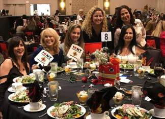 Coral Gables Woman's Club celebrates mothers at High Tea