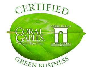 Green Business Certification Program recognizes businesses that conserve