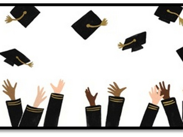 Hats off to the class of 2019!