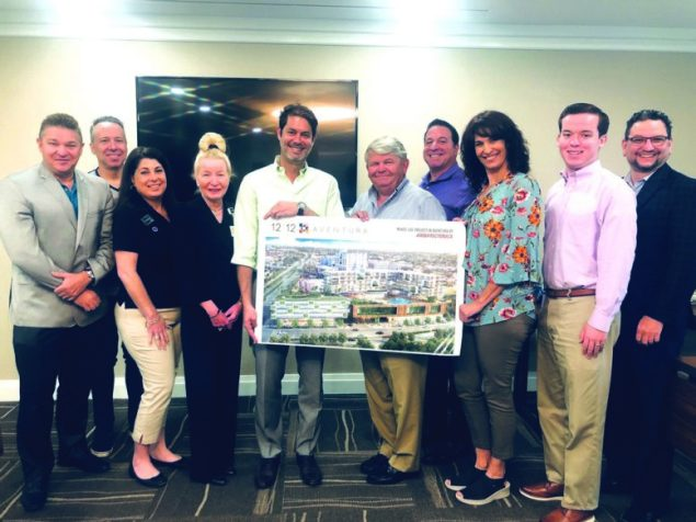 12|12 Aventura topic for Aventura Marketing Council Board Meeting