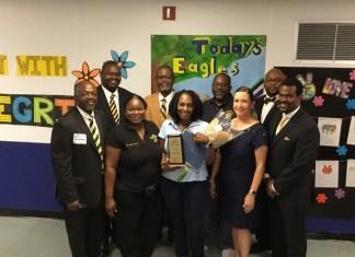 South Miami Alphas honor local schools' unsung heros