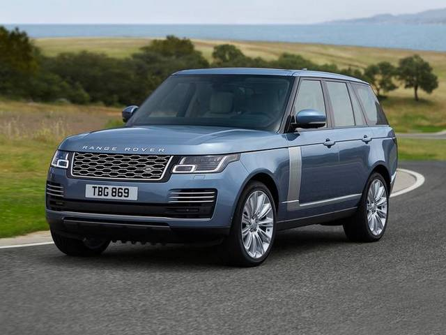 Range Rover delivers comfort, confidence both on and off road