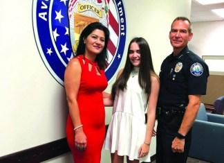Aventura Police Reverse 9-1-1 Generations program has new champions