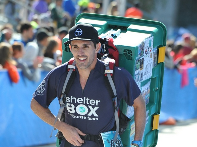 Coconut Grove resident raises more than $100,000 for ShelterBox USA