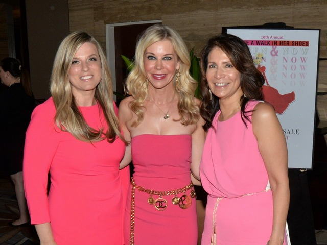 Chapman Partnership celebrates 10th annual 'Take A Walk in Her Shoes'