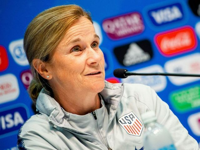 Coach Jill Ellis leads U.S. women's soccer team to World Cup repeat