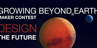Fairchild launches contest to reinvent food production for future space travel