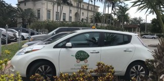 City has largest municipal EV fleet in state of Florida