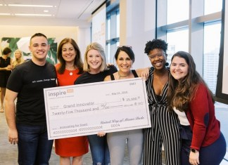 Inspire305 awards two community selected nonprofits with $35,000