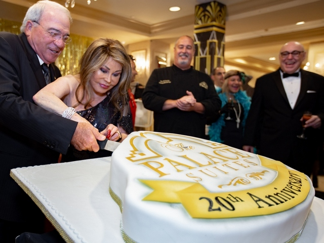 The Palace Suites celebrates 20th anniversary milestone