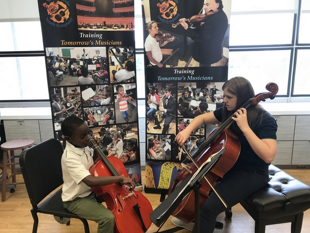 National Youth Orchestra of Uruguay visits South Florida Youth Symphony