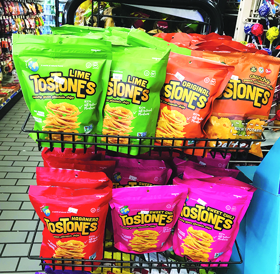 Doral's Prime Planet re-launches out-of-this-world snack