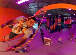 Urban Air Adventure Park flies into Kendall with grand opening