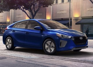 Hyundai Ioniq Hybrid offers max fuel economy, great value