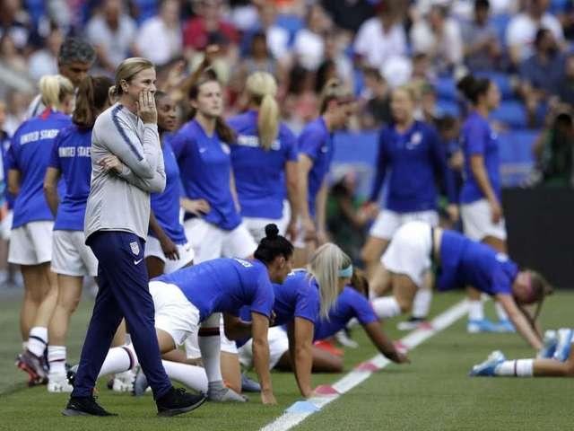 U.S. Women's National Soccer Team Coach Jill Ellis to retire in October