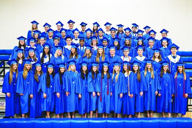 Congratulations to Divine Savior Academy Class of 2019