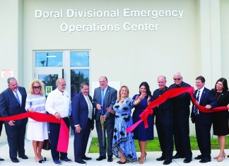 Doral está listo para responder con el Nuevo Centro Divisional de Operaciones de Emergencia