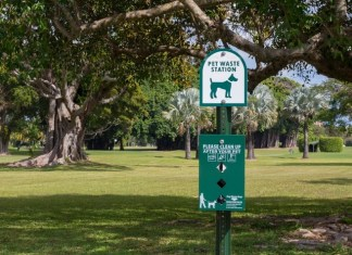 Pet waste: Doo the right thing