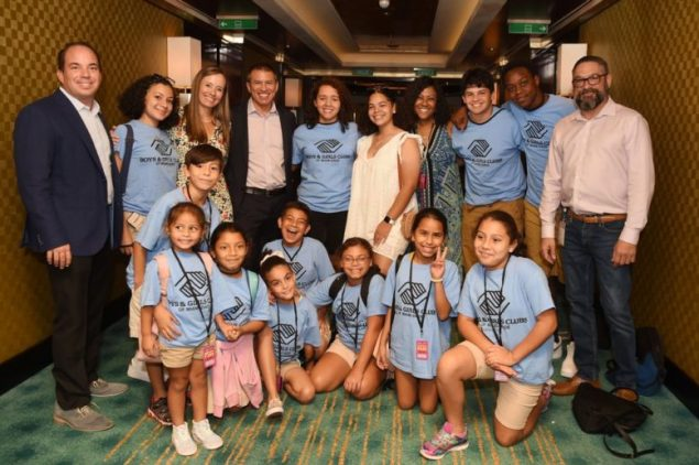 Boys & Girls Clubs hosts kickoff for gala aboard NCL cruise ship