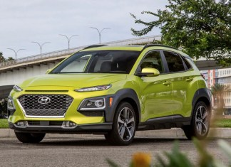 Hyundai Kona Ultimate: standout model in small SUV market