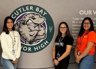 Advanced International Cambridge Program honors 20 students at Cutler Bay High School