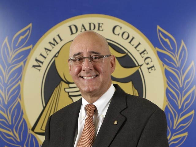 Dr. Rolando Montoya named Interim president for MDC