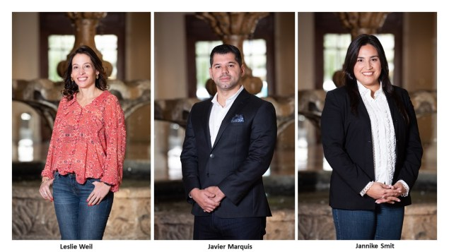 The historic Hotel Colonnade adds new management team