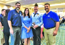 South Miami Rotary enjoys new venue/ Veteran Outreach serves many
