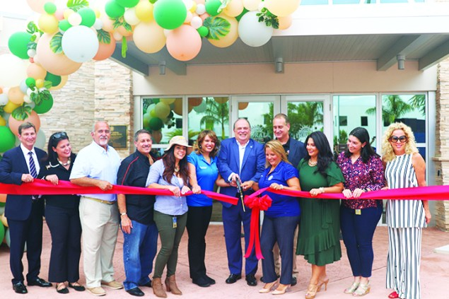 Doral Glades Park is serving an homage to unique environment of Florida Everglades