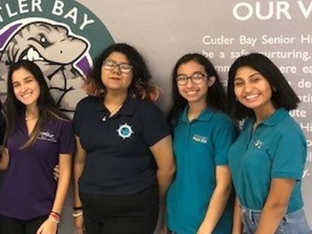 Cutler Bay Senior High School names students advancing in Posse process