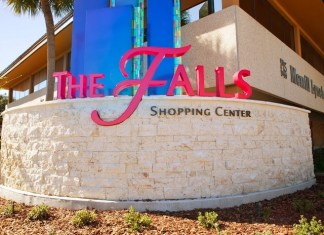 The Falls announces Regal's renovation and expansion