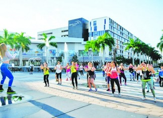 CityPlace Doral is the place to go for fall season fun