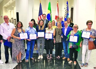 Cultural diversity in Doral on display at Doral Hearts Brazil