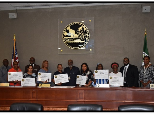 City Awards Minor Home Repair Grants to Residents